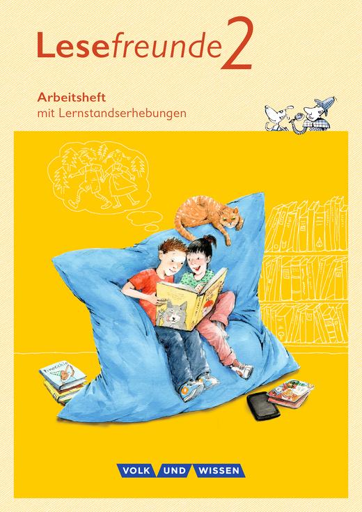 Lesefreunde - Arbeitsheft - 2. Schuljahr