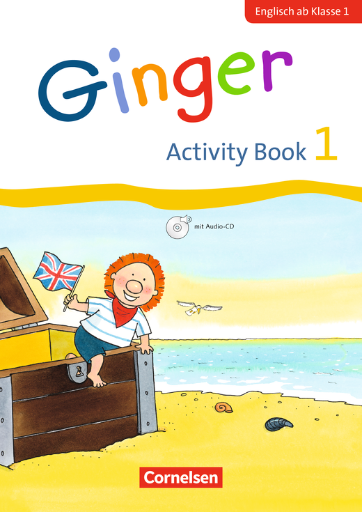 Ginger - Activity Book - 1. Schuljahr