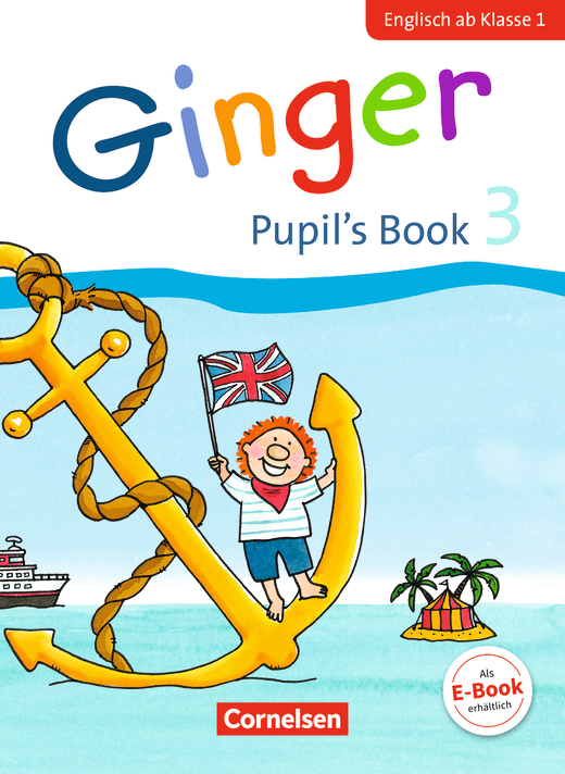 Ginger - Pupil's Book - 3. Schuljahr