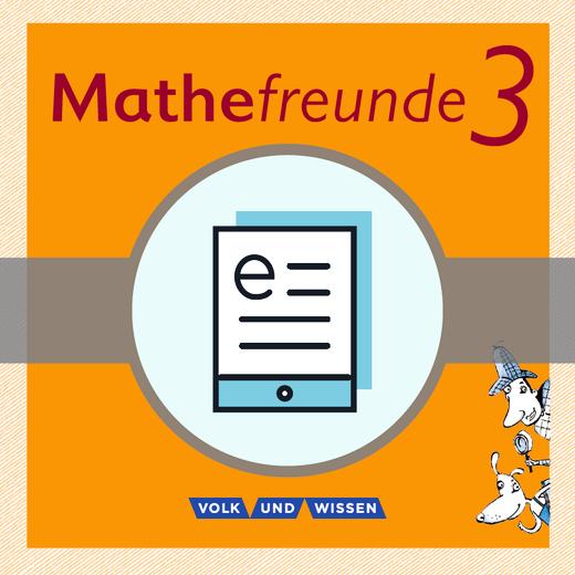Mathefreunde - Schülerbuch als E-Book - 3. Schuljahr
