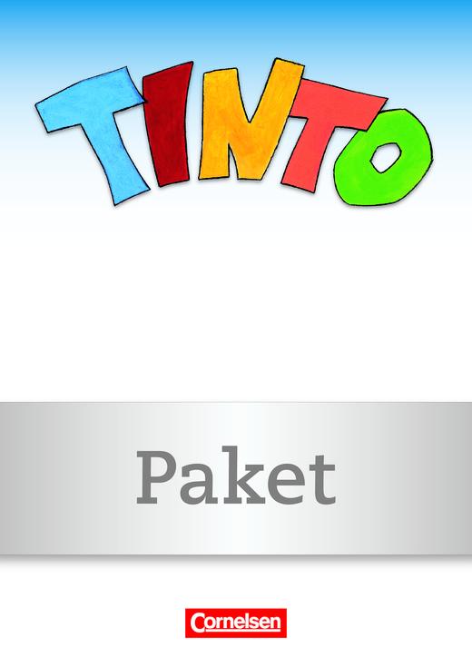 Tinto Sprachlesebuch 2-4 - Handreichungen für den Unterricht, Kopiervorlagen mit CD-ROM - 2. Schuljahr: Blaue JÜL-Ausgabe