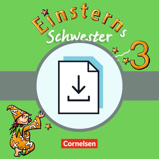 Einsterns Schwester - Lösungen zum Themenheft 1 als Download - 3. Schuljahr