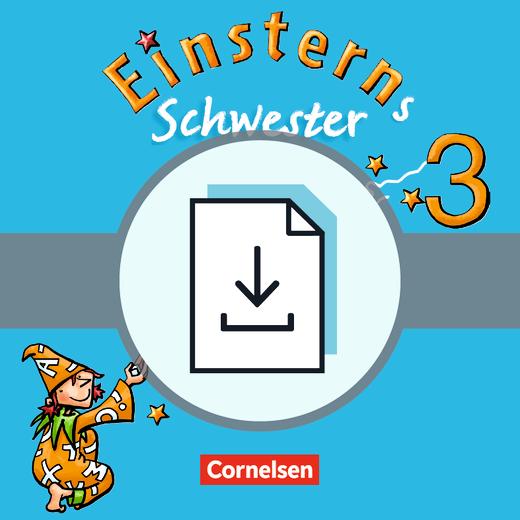 Einsterns Schwester - Lösungen zum Themenheft 4 als Download - 3. Schuljahr