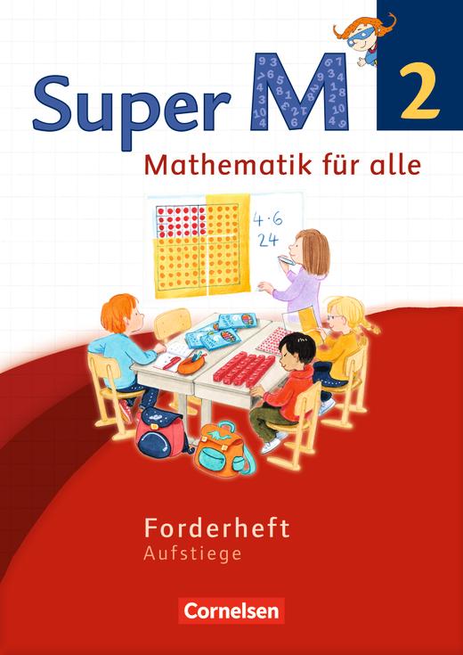 Super M - Forderheft - 2. Schuljahr