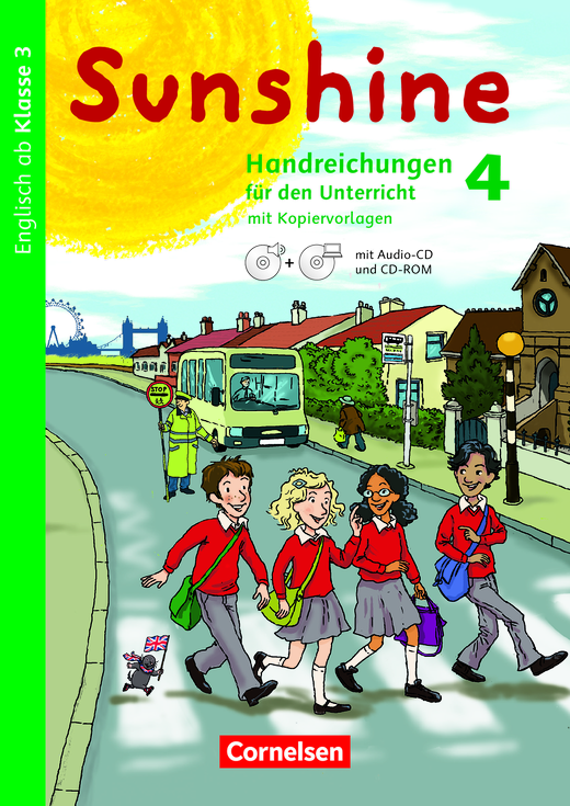 Sunshine - Handreichungen für den Unterricht - 4. Schuljahr
