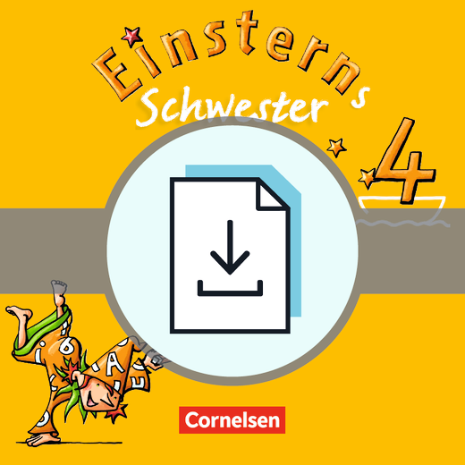 Einsterns Schwester - Lösungen zum Themenheft 3 als Download - 4. Schuljahr