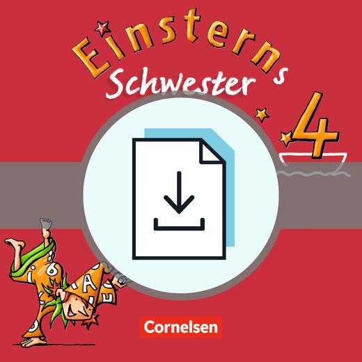 Einsterns Schwester - Lösungen zum Themenheft 2 als Download - 4. Schuljahr