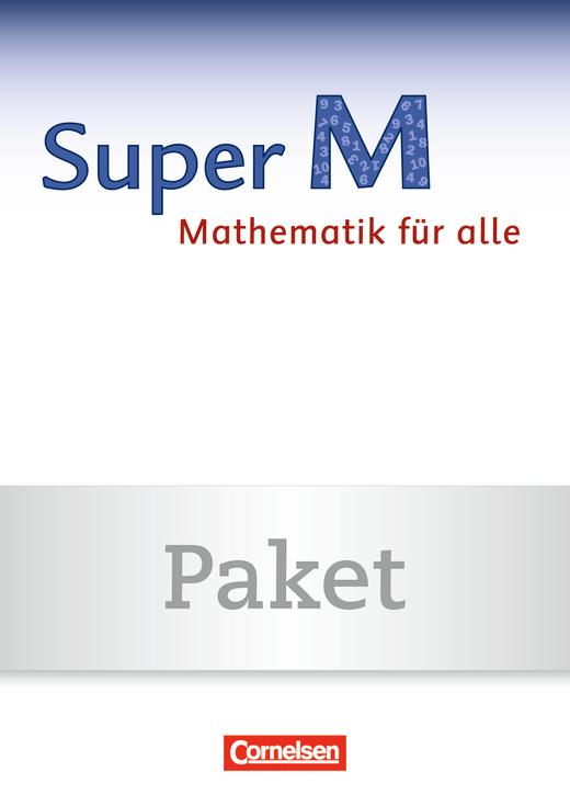 Super M - Handreichungen für den Unterricht, Kopiervorlagen und CD-ROM - 3. Schuljahr
