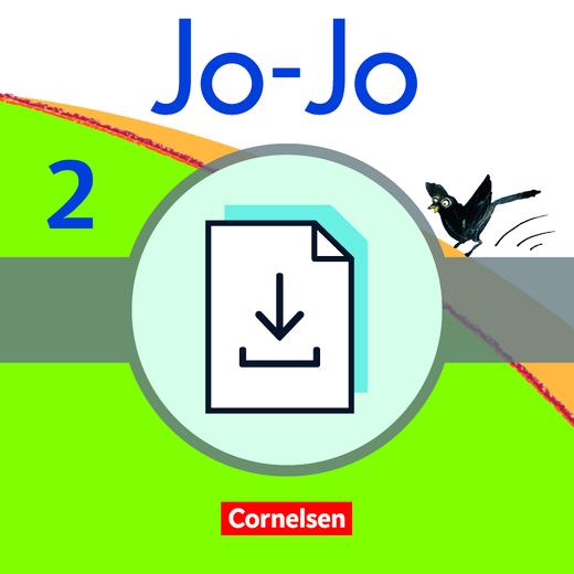 Jo-Jo Sachunterricht - Einführung in die Arbeit mit dem Arbeitsheft als Download - 2. Schuljahr