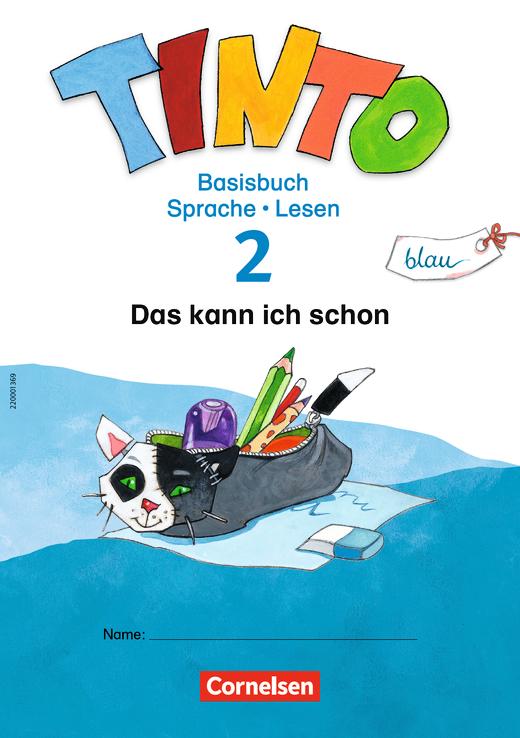 Tinto Sprachlesebuch 2-4 - Lernentwicklungsheft - 2. Schuljahr: Blaue JÜL-Ausgabe