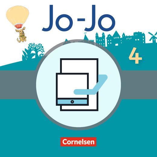 Jo-Jo Mathematik - Handreichungen für den Unterricht, Kopiervorlagen mit CD-ROM - 4. Schuljahr