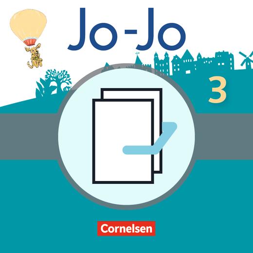 Jo-Jo Mathematik - 6 Beilagen im 5er-Pack - 3. Schuljahr