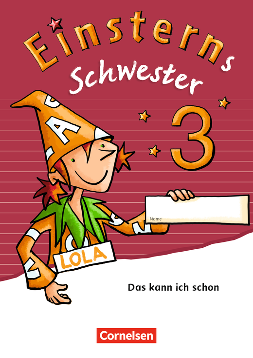 Einsterns Schwester - Lernbegleiter (10er-Pack) - 3. Schuljahr