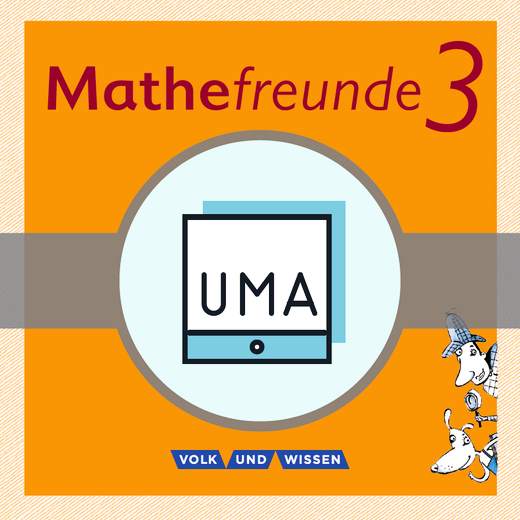 Mathefreunde - Unterrichtsmanager - Vollversion - online und als Download - 3. Schuljahr