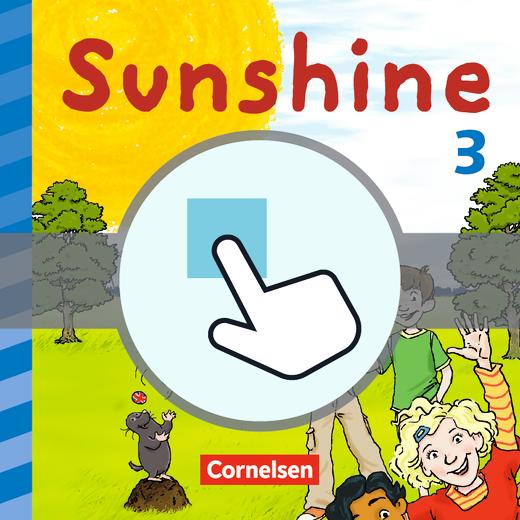 Sunshine - Interaktive Übungen als Ergänzung zum Activity Book - 3. Schuljahr