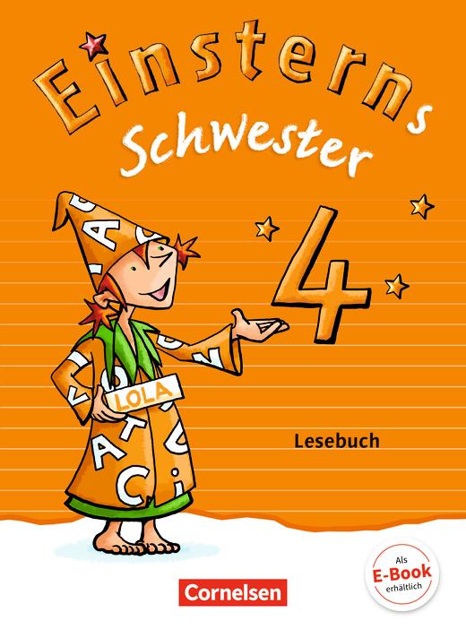 Einsterns Schwester - Lesebuch - 4. Schuljahr