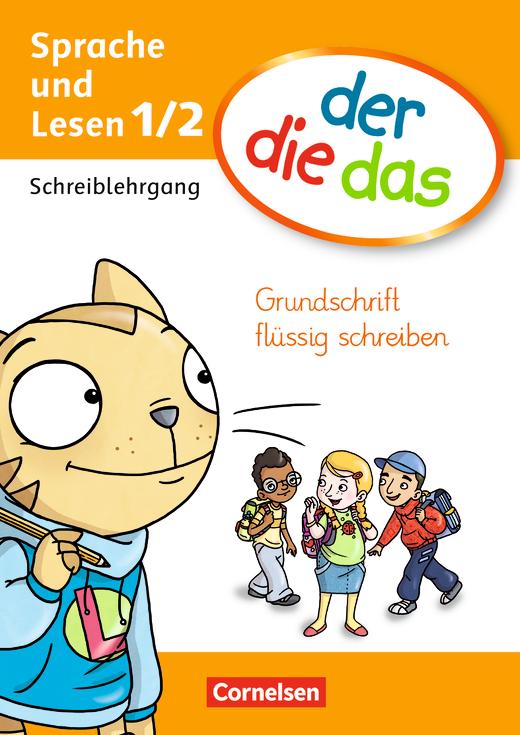 der-die-das - Grundschrift flüssig schreiben - Schreiblehrgang - 1./2. Schuljahr