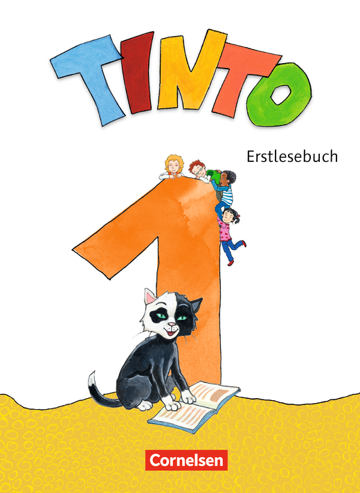 Tinto 1 - Erstlesebuch - 1. Schuljahr