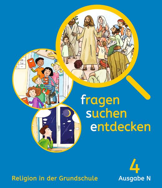 Fragen-suchen-entdecken - Schülerbuch - 4. Schuljahr