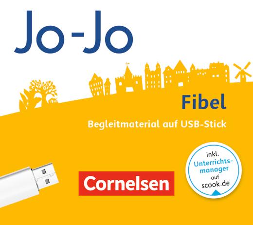 Jo-Jo Fibel - Begleitmaterial auf USB-Stick