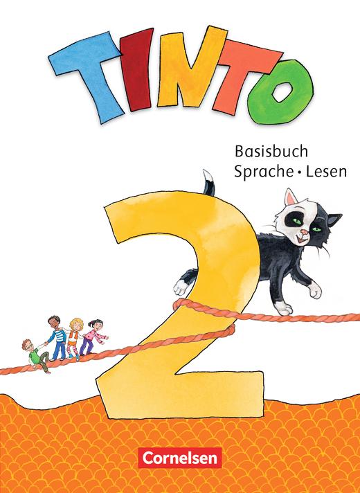 Tinto Sprachlesebuch 2-4 - Basisbuch Sprache und Lesen - 2. Schuljahr
