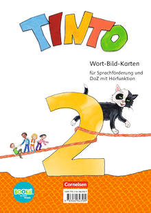 Tinto Sprachlesebuch 2-4 - Wort-Bild-Karten zur Sprachförderung - 2. Schuljahr