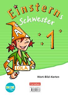 Einsterns Schwester - Wort-Bild-Karten - 1. Schuljahr