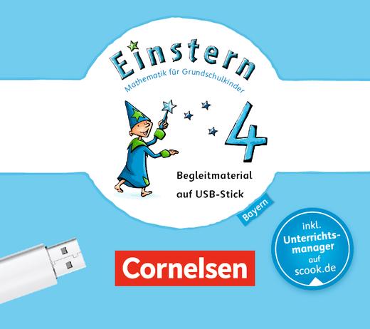 Einstern - Begleitmaterial auf USB-Stick - Band 4
