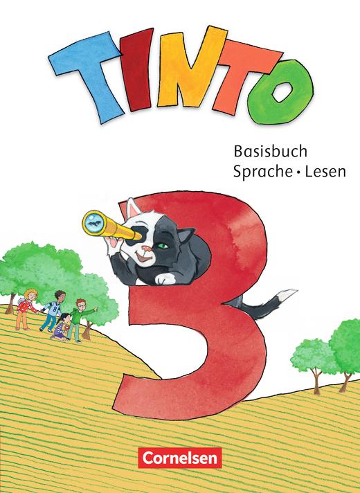 Tinto Sprachlesebuch 2-4 - Basisbuch Sprache und Lesen - 3. Schuljahr
