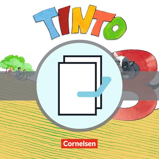 Tinto Sprachlesebuch 2-4 - STARK-Grammatikkarte - 3. Schuljahr