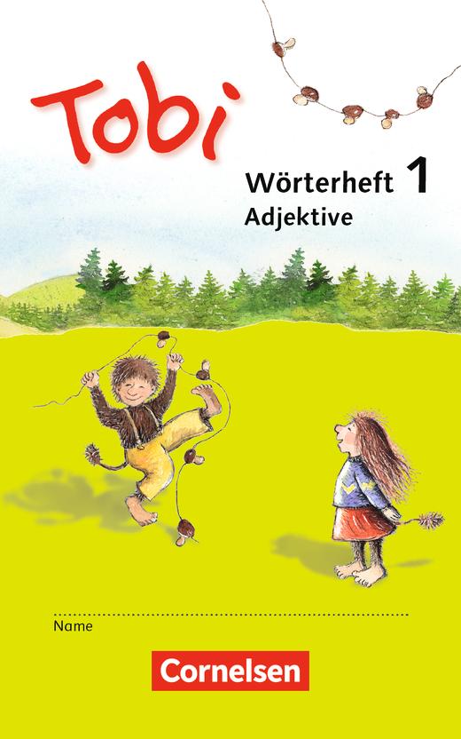 Tobi - Wörterhefte Adjektive