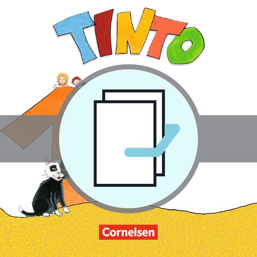 Tinto 1 - Buchstabenkurs Grundschrift und Arbeitsheft Schreiben/Lesen im Paket - 1. Schuljahr