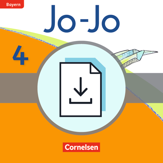 Jo-Jo Lesebuch - Lösungen zum Förderheft als Download - 4. Jahrgangsstufe