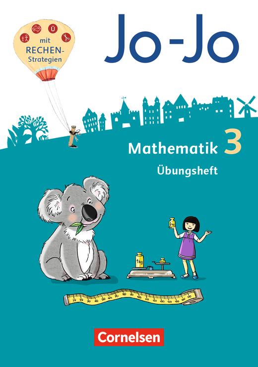 Jo-Jo Mathematik - Übungsheft - 3. Schuljahr