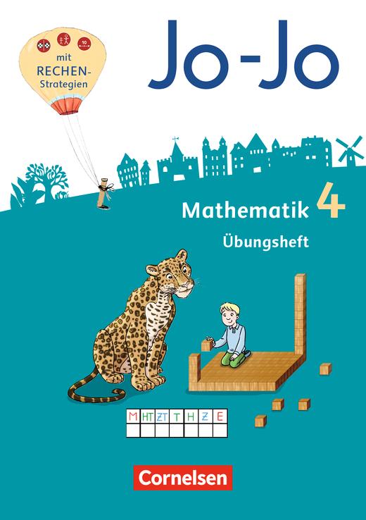 Jo-Jo Mathematik - Übungsheft - 4. Schuljahr