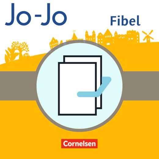Jo-Jo Fibel - Lesehefte