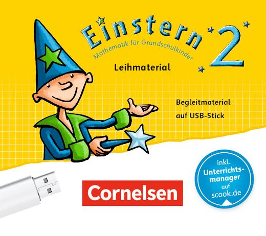Einstern - Begleitmaterial auf USB-Stick - Leihmaterial - Band 2