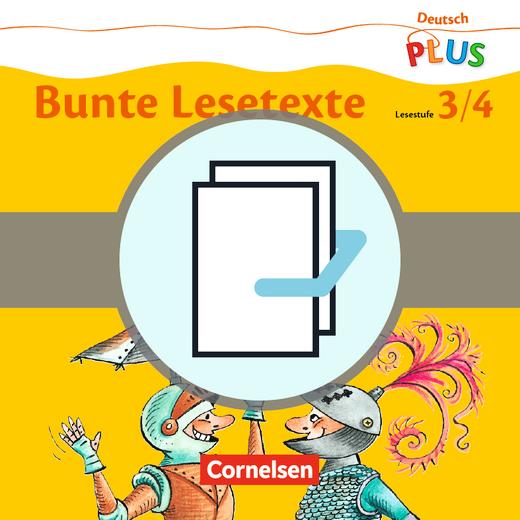 Deutsch plus - Grundschule - Lesehefte Stufe 3 und 4 im Paket