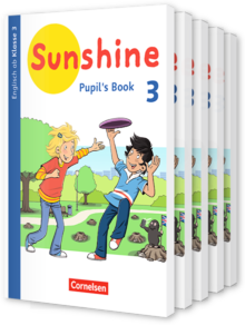 Sunshine - Englisch ab Klasse 3 - Allgemeine Ausgabe 2020