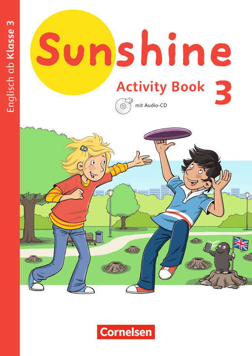 Sunshine - Activity Book - 3. Schuljahr