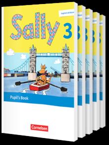 Sally - Englisch ab Klasse 3 - Ausgabe 2020 (Baden-Württemberg, Hessen, Niedersachsen)