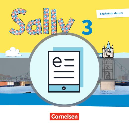 Sally - Pupil's Book als E-Book - 3. Schuljahr