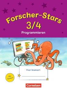 Forscher-Stars - Programmieren - Übungsheft - 3./4. Schuljahr