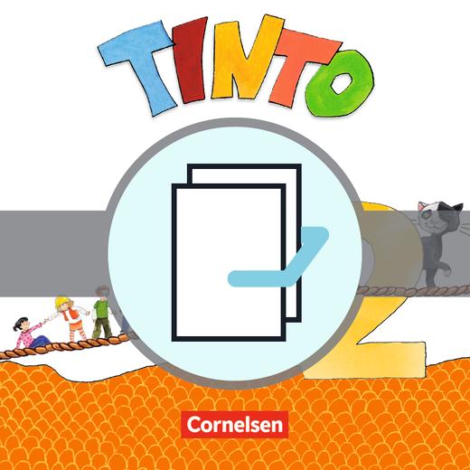 Tinto Sprachlesebuch 2-4 - Mein Medienpass - Arbeitsheft Medienkompetenz - 2. Schuljahr