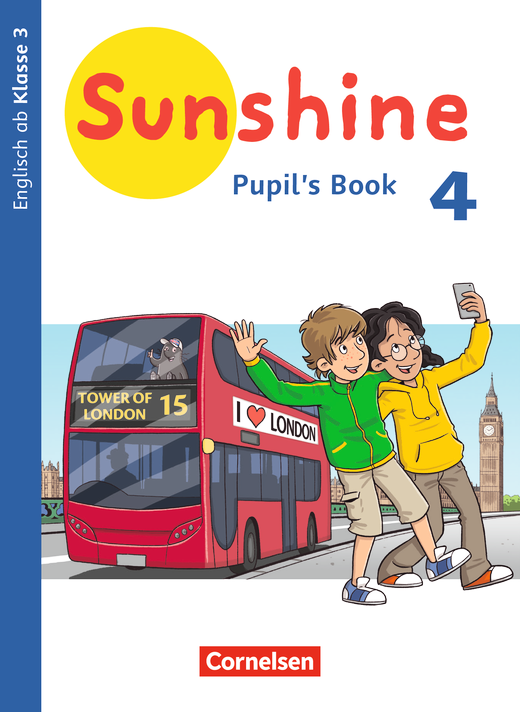 Sunshine - Pupil's Book - 4. Schuljahr