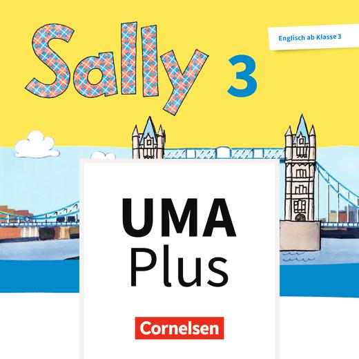 Sally - Unterrichtsmanager Plus online (Demo 90 Tage) - 3. Schuljahr