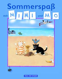 Meine Fibel - Sommerspaß mit Mimi und Mo - Arbeitsheft