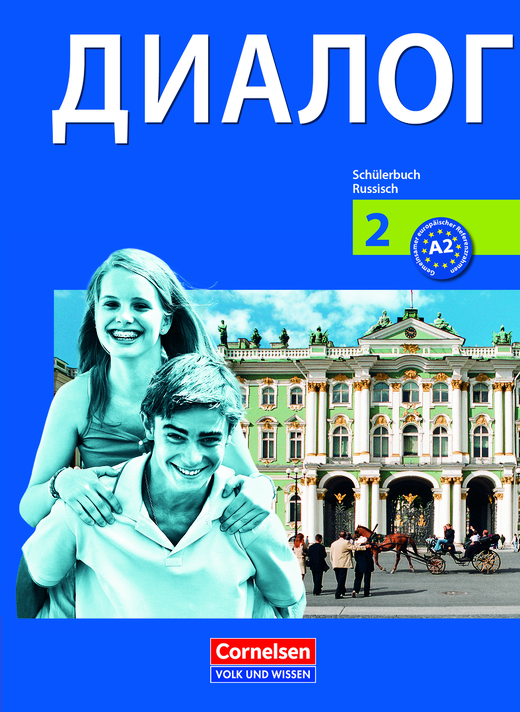 Dialog - Schülerbuch - 2. Lernjahr