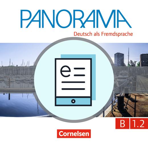 Panorama - Kursbuch als E-Book - B1: Teilband 2