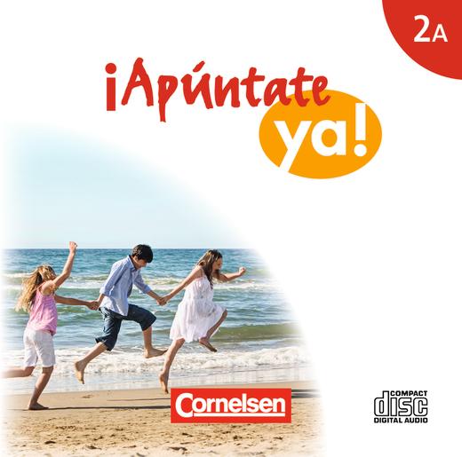 ¡Apúntate! - 2 Audio-CDs - Band 2A